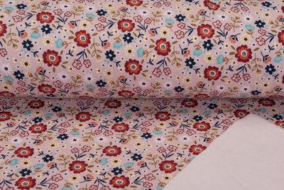 Alpenfleece bedruckt NA487 Sweet Little Flowers