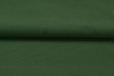Canvas Uni armee grün