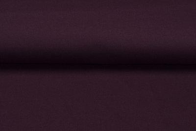 Canvas Uni aubergine