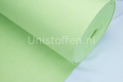 Filz 3mm limegrün