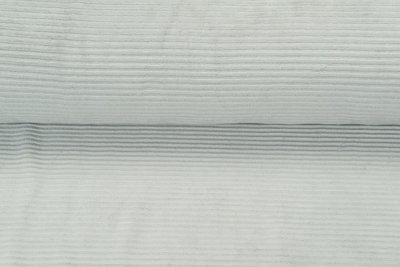 Breitcord Jersey sand-grau