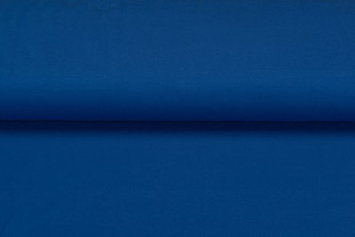 Baumwolljersey kobaltblau