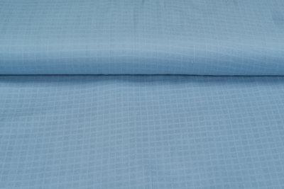 Baumwoll Musselin Spinacker hellblau