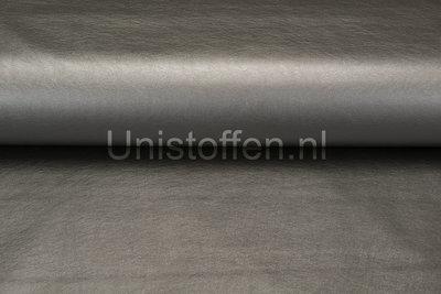 Kunstleder (Stretch),grau metallic
