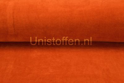 Nicky Velours ,orange