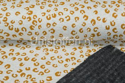 Alpenfleece bedruckt NA372 Sandy Mix