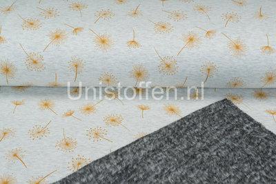 Alpenfleece bedruckt NA373 Sandy Mix