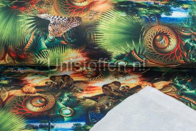 Alpenfleece Digitaldruck DA18