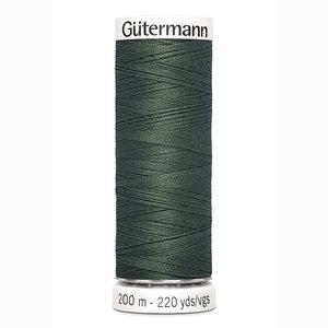 Gütermann Allesnäher dunkel armee grün