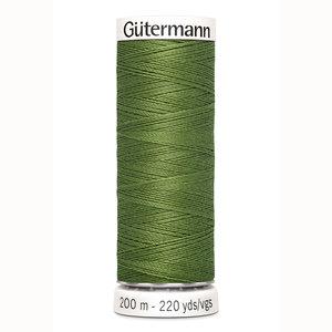 Gütermann Allesnäher hell armee grün