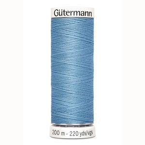 Gütermann Allesnäher alt blau