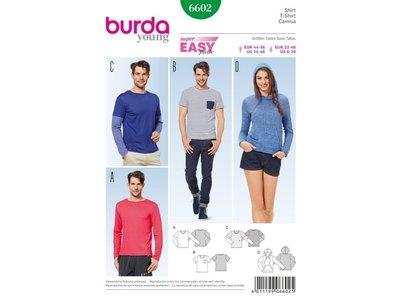 Schnittmuster Burda 6602