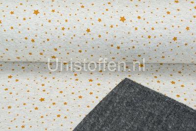 Alpenfleece bedruckt NA371 Sandy Mix