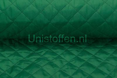 Steppstoff wattiert,grün