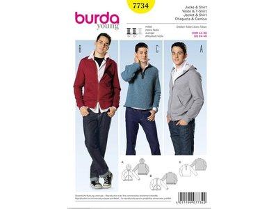 Schnittmuster Burda 7734