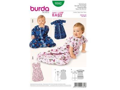 Schnittmuster Burda 9382