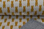 Alpenfleece-bedruckt-NA198-Bear-Melange
