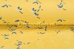 Alpenfleece-bedruckt-NA285-Colored-Crane-Bird